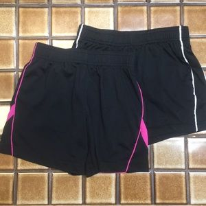 Youth small athletic shorts